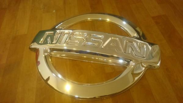 Hút nổi logo Nissan