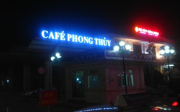 Cafe Phong Thuỷ