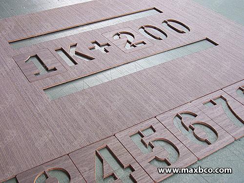 Cắt khắc mica, gỗ, Laminate, Picomat, Formex,...
