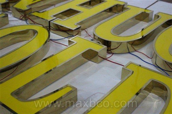Sản phẩm bộ chữ Lan Hương Gold